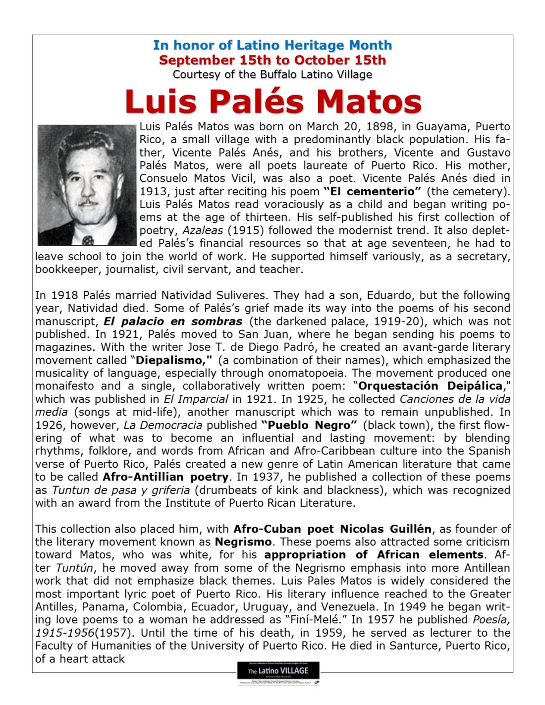 Luis Pales Matos