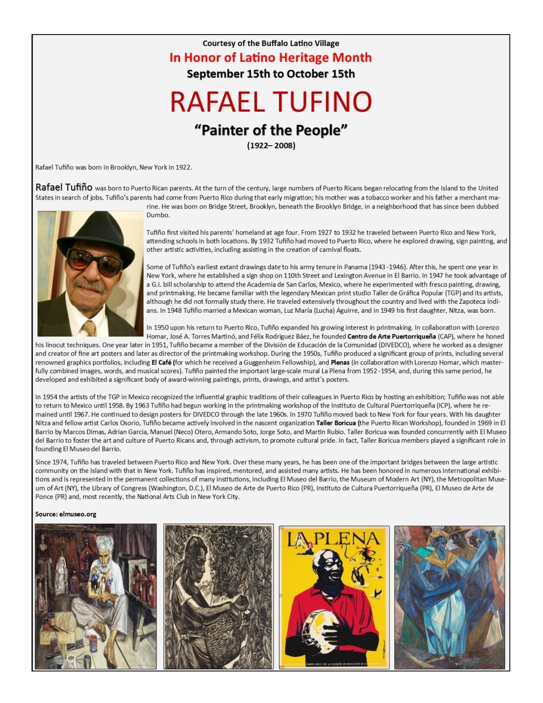 Rafael Tufino