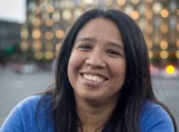 Carmen Rodriguez writer for the Buffalo Latino Village