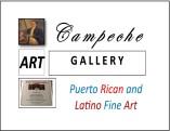 Campeche Art Gallery Logo