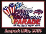 Puerto Rican Buffalo Parade Logo