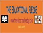 The Educational Pledge Logo