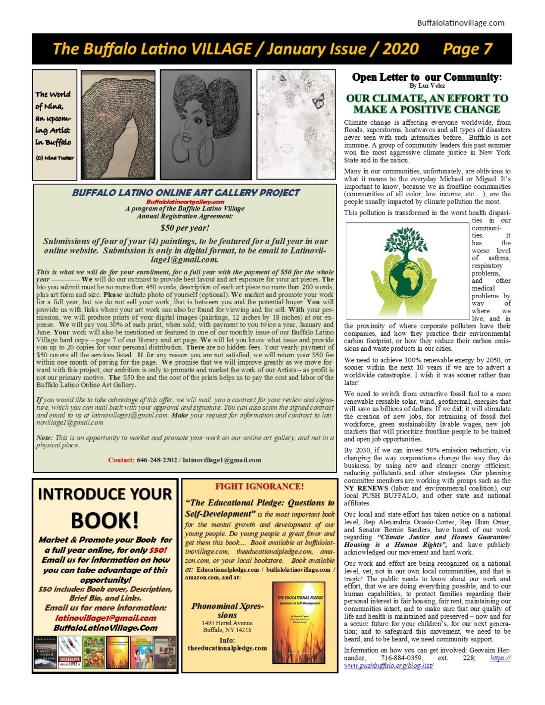 Page 7 January Issue Volume 4 Number 27 - 2020