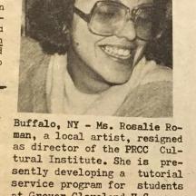 Rosalie Roman