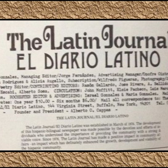 The Latin Journal Buffalo, NY