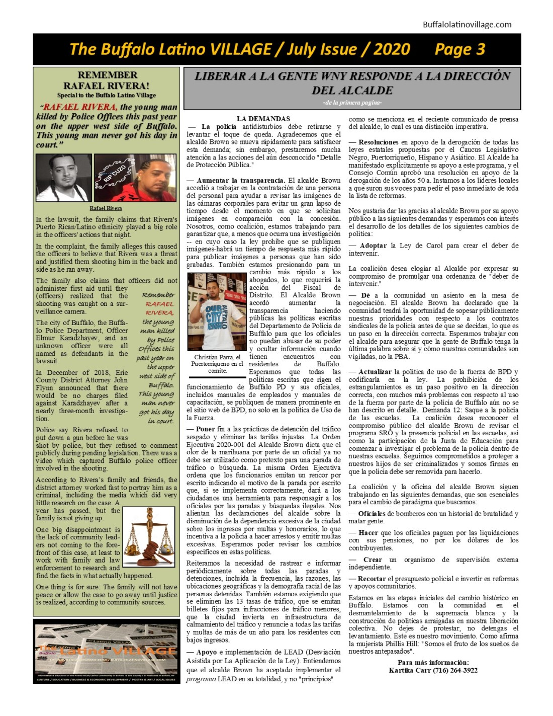 July 2020 Page 3