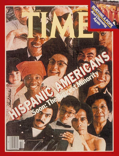 A Time Magazine Cover October 16, 1978