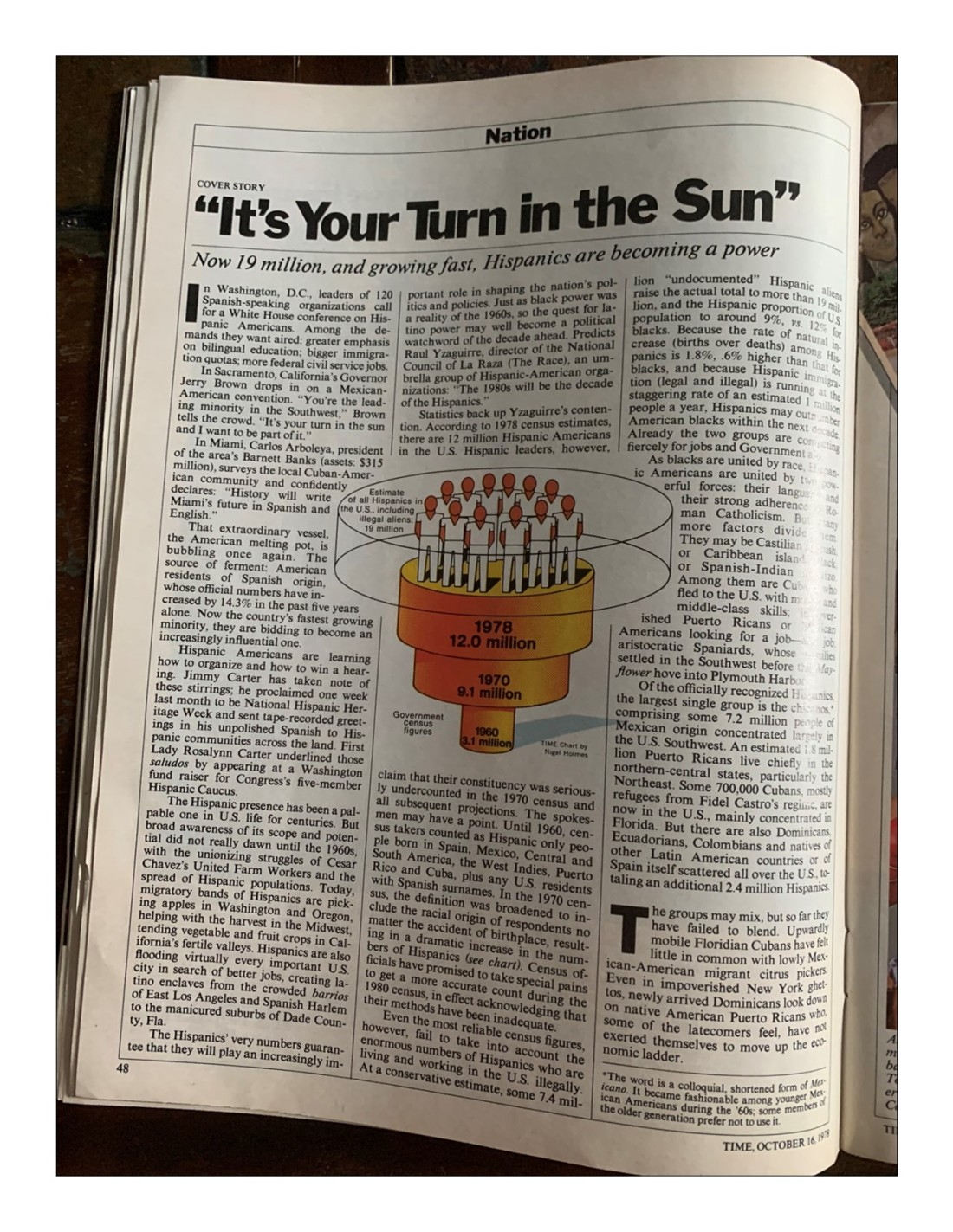 Time Magazine October 16 1978 Page 2