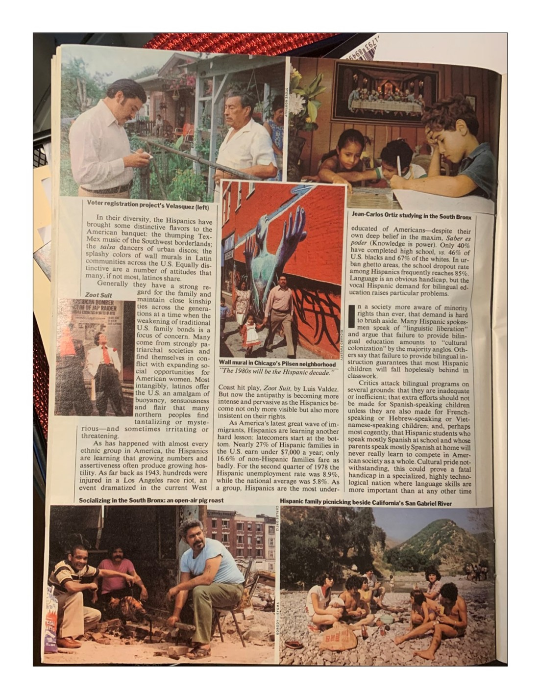 Time Magazine October 16 1978 Page 4