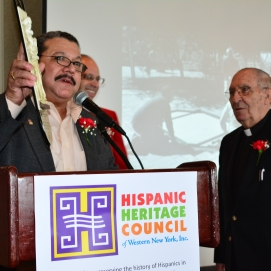 3rd Annual Hispanic Heritage Community Breakfast 2015 (1)