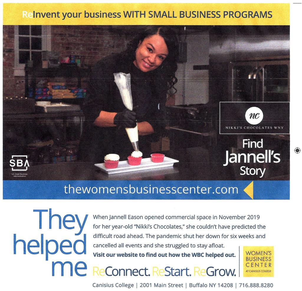 This image has an empty alt attribute; its file name is advertising-women-business.jpg